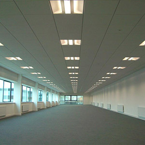 Suspended ceilings for your office fit out or office refurb