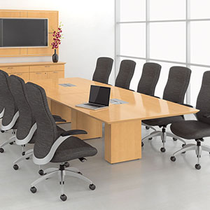 Furniture and furnishings for your office fit out or office refurb