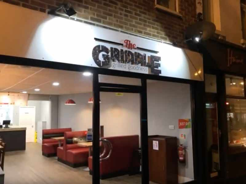The Griddle Project Restaurant Refit